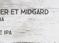 Galibier & Les Bières de Midgard - Ipanema - 8,5% - Double IPA