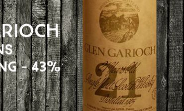 Glen Garioch - 1965 - 21 ans - Dark Vatting - 43% - OB - Auxil Import
