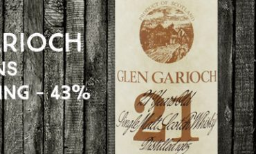 Glen Garioch - 1965 - 21 ans - Light Vatting - 43% - OB