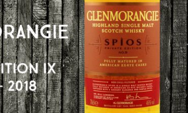 Glenmorangie - Spios - Private Edition IX - 46% - OB - 2018
