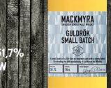 Mackmyra – Guldrök – Small Batch – 51,7% – OB – 60 ans La Maison Du Whisky