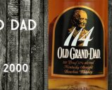 Old Grand Dad – 114 – 57% – Jim Beam – +/- 2000
