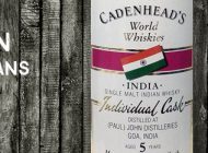 Paul John - 2011/2017 - 5 ans - 57,4% - Cadenhead - Authentic Collection - World Whiskies