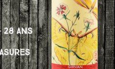 Girvan - 1989/2018 - 28 ans - 52,7% - Liquid Treasures - Entomology