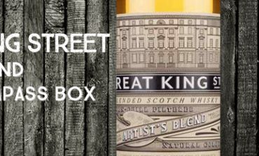 Great King Street - Artist's Blend - 43% - Compass Box - L24 05 11