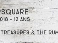 Foursquare - 2005/2018 - 12 ans - 59,8% - Liquid Treasures & The Rum Mercenary - Rum Session n°6 - Barbade