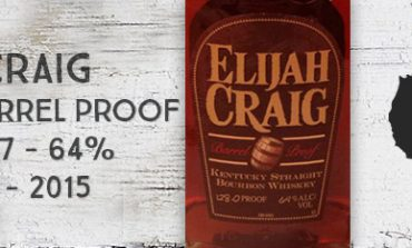 Elijah Craig - 12 ans - Barrel Proof - Release 7 - 64% - Batch A215 - 2015