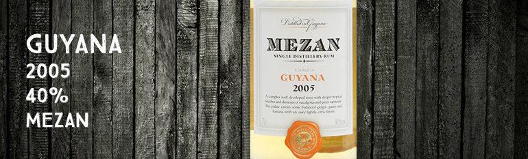 Guyana – 2005 – 40% – Mezan – Guyana