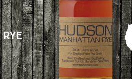 Hudson - Manhattan Rye - 46% - 2018