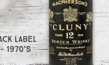 MacPherson's Cluny - 12 ans - 43,4% - Black Label - White Cap - 1970's