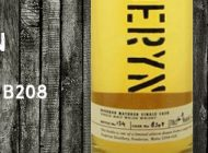 Penderyn - Single Cask - 60,7% - Cask B208 - OB