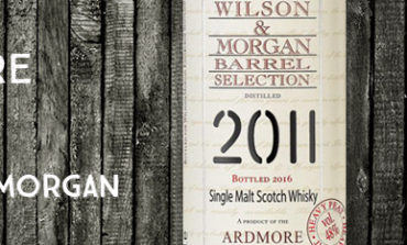 Ardmore - 2011/2016 - 48% - Wilson & Morgan - Barrel Selection