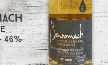 Benromach - Peat Smoke - 2007/2016 - 46% - OB