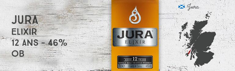 Jura Elixir 12 ans 46% OB