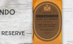 Knockando - 1965/1990 - 43% - OB - Extra Old Reserve - Square Decanter
