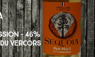 Sequoia - Pur Malt - 1ère Impression - 46% - Distillerie du Vercors - OB