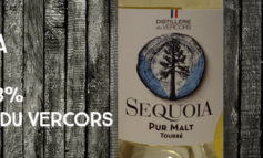 Sequoia - Pur Malt - Tourbé - 43% - Distillerie du Vercors - OB