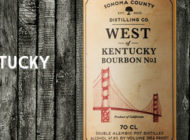 Sonoma - West of Kentucky - Bourbon - n°1 - 47,8% - OB