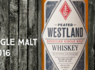 Westland - Peated - American Single Malt - 46% - OB - 2016