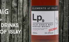 Laphroaig - LP9 - 54,3% - Elixir Distillers - Elements of Islay