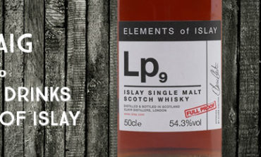 Laphroaig – LP9 – 54,3% – Elixir Distillers – Elements of Islay