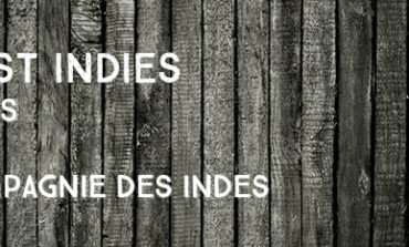 West Indies – 8 ans – 40% – Compagnie des Indes – Blend