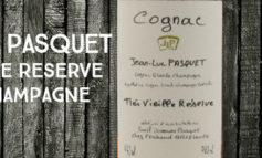 Jean-Luc Pasquet - Très vieille réserve - Grande Champagne - 44,2%
