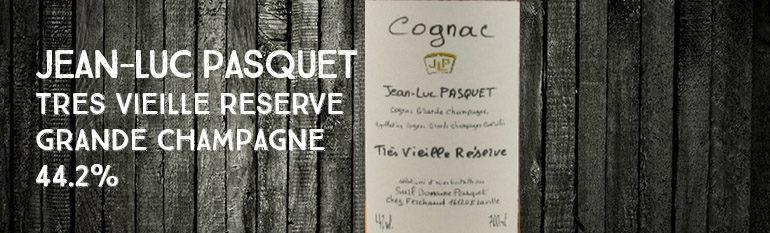 Jean-Luc Pasquet – Très vieille réserve – Grande Champagne – 44,2%